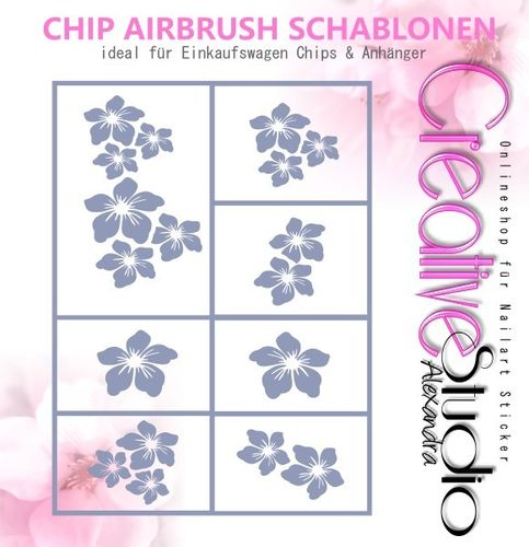 Chip Schablone Mix  :34