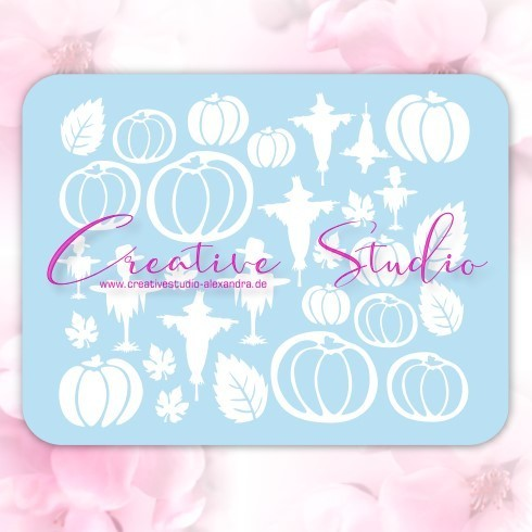 CREATIVE STICKER - Herbst 06